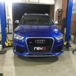 Audi RS Q3  2.5  310 л.с. 450 Нм  Revo st1  410 л.с. 550 Нм