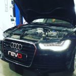 Audi A6 C7  3.0  300 л.с. 440 Нм  Revo st2+  430 л.с. 540 Нм
